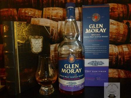 Glen Moray Port Cask Finish Scotch Whisky