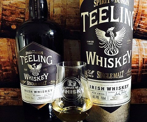 Teeling Single Malt Irish Whiskey