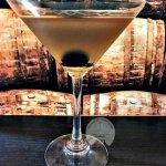Bourbon Manhattan cocktail